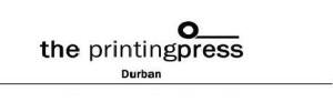The printing press logo